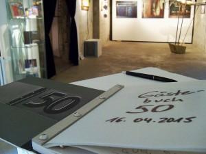 Die 51. lädt ein die Reminiszenzen der 50 Vorgängerausstellungen zu erkunden. Foto: Stefanie Jürgensen