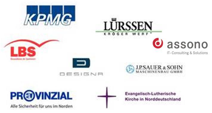 Kooperierende Unternehmen des Programmes