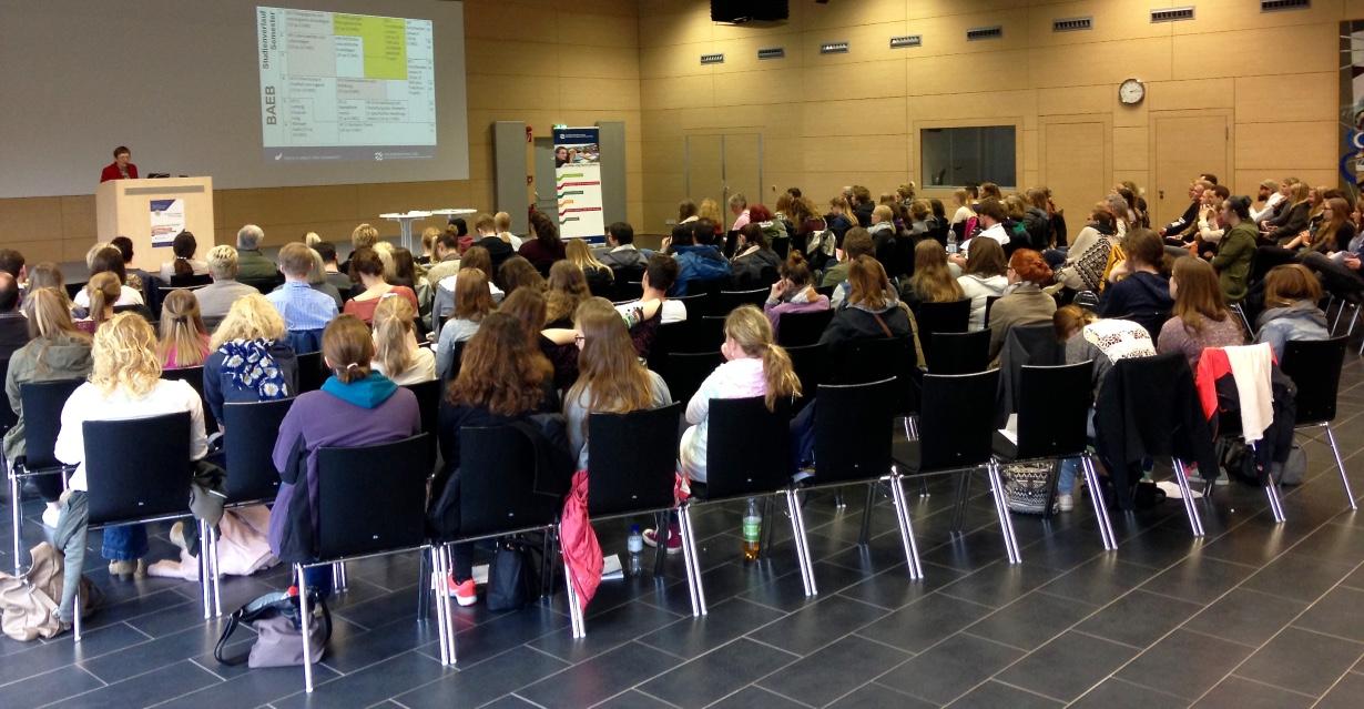 Fachhochschulinformationstage 2016 an der FH Kiel (Foto: Melanie Kunz)
