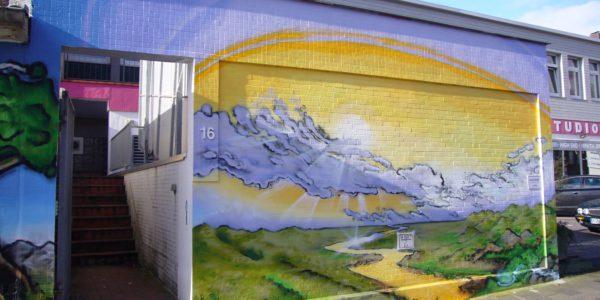 3 Graffiti 4