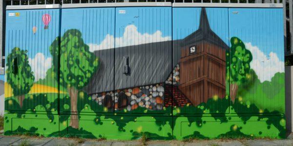 3 Graffiti 6