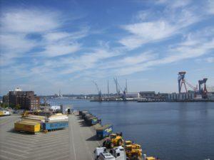 """Um hier in Kiel nicht negativ aufzufallen, sollte man den örtlichen """"Schnack"""" kennen. (Foto: Tim Hinz)"""