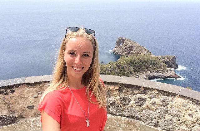 Laura entdeckt immer wieder neue Seiten an Mallorca. (Foto: Laura Zirkenbach)