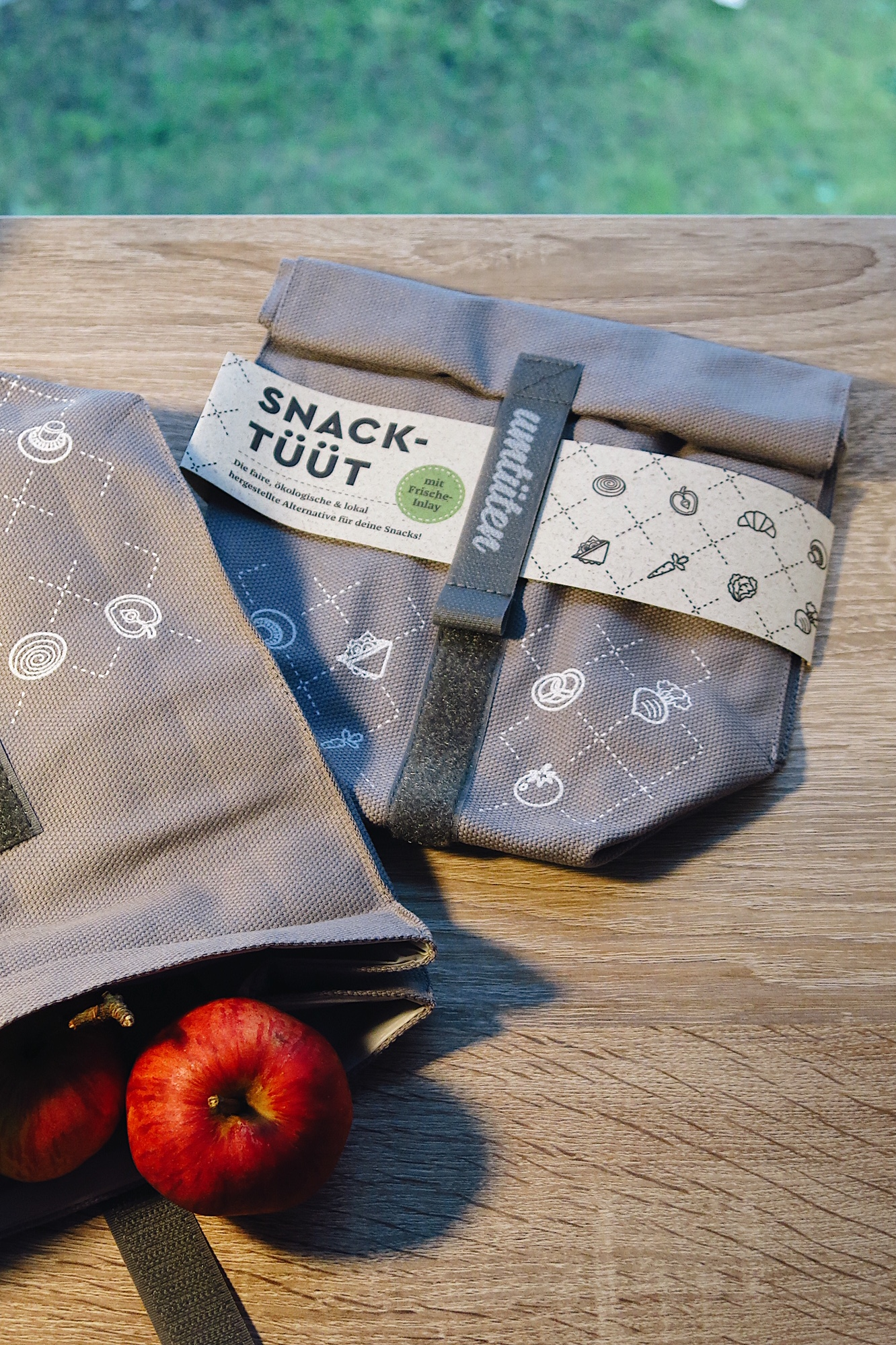 Sustainable food bag