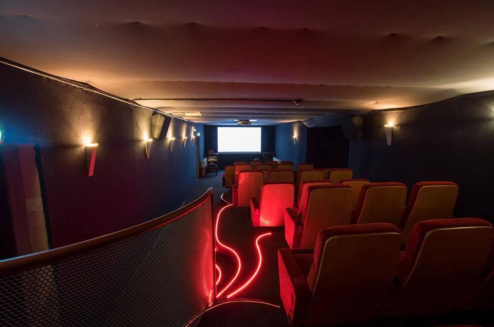 Cinema in Bunker-D