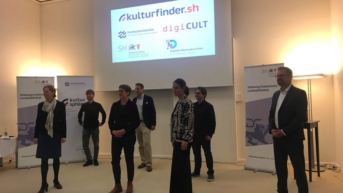 Präsentation der Kulturfinder-App