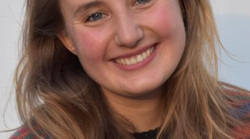 Anna Rüb - Audiomanagerin beim Schleswig-Holsteinischen Zeitungsverlag