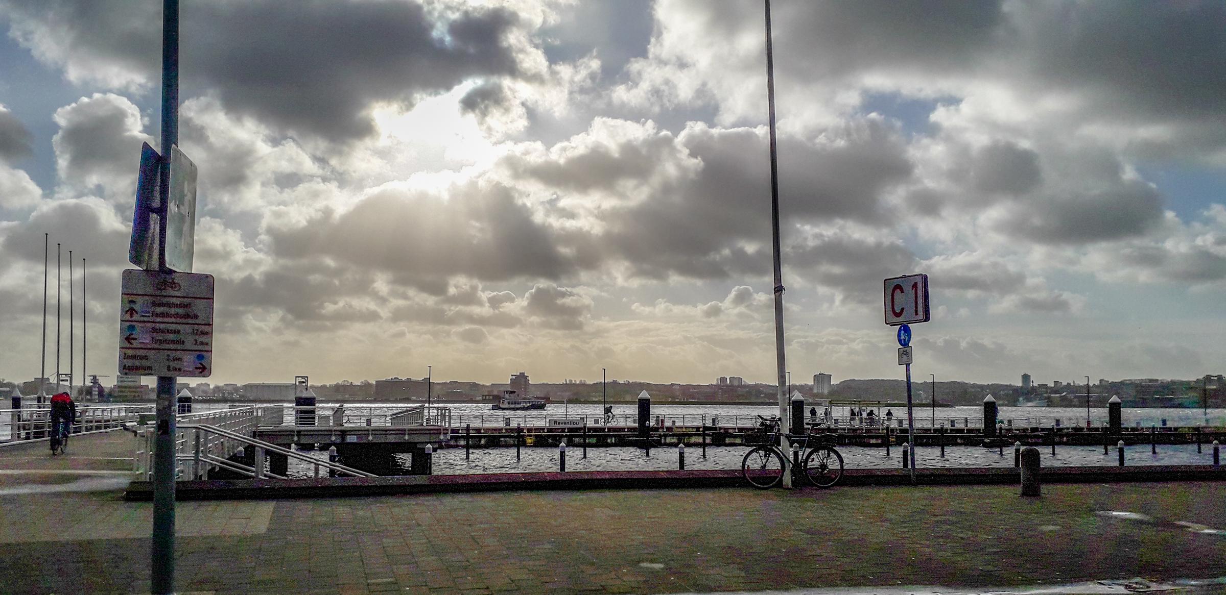 Schwentine Ferry