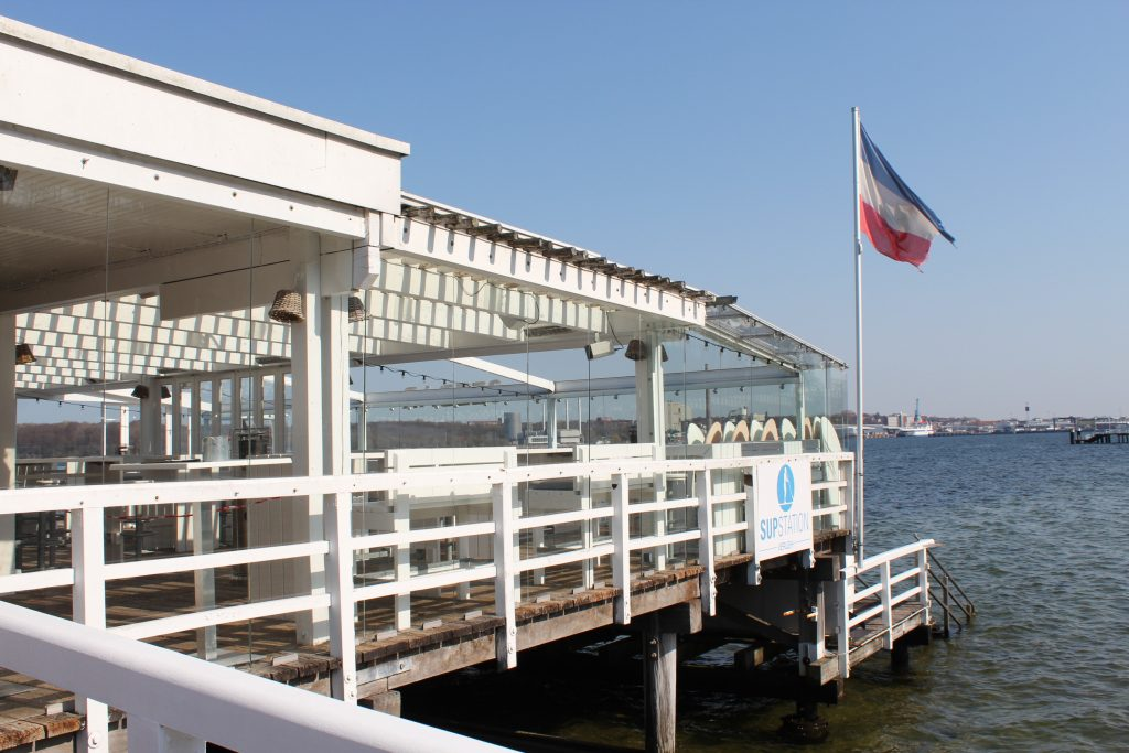 Picture of the Seebar in Kiel
